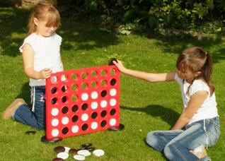 Садовая игра Четыре в ряд Garden Games 024Наборы спортивных игр<br><br>