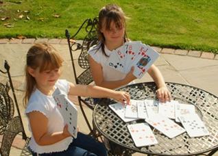 Садовые игральные карты Garden Games 044Наборы спортивных игр<br><br>