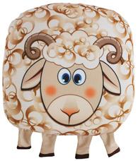 Подушка Барашек с рожками 01 Мнушки Аи29ове01Подушки для детей<br><br>