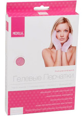 Увлажняющие гелевые перчатки Medolla 2750-1PRT-DSPA-уход<br><br>