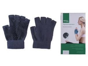 Перчатки для занятий йогой противоскользящие Medolla 4042PY-DРазное<br><br>