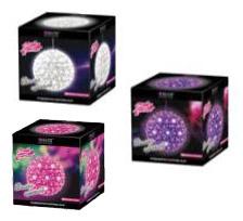 Светодиодный шар с цветочками, 50 led Glos GL7004Товары для праздника<br><br>