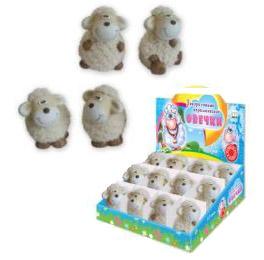 Декоративные керамические овечки с мехом B&amp;H BH1030Товары для праздника<br><br>