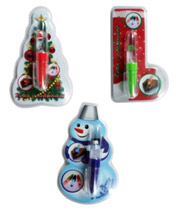 Ручки с новогодним дизайном B&amp;H BH1047Товары для праздника<br><br>