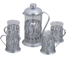 Чайно-кофейный набор Bekker BK-367 600млЗаварочные чайники<br><br>