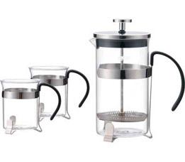 Чайно-кофейный набор Bekker BK-372 800млЗаварочные чайники<br><br>