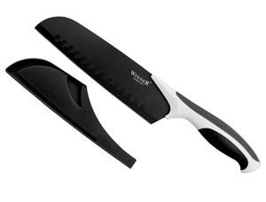 Нож Winner WR-7220 сантоку в ножнахНожи<br><br>