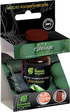 Косметическое масло Авокадо 25 мл Банные штучки 32235Все для бани<br><br>