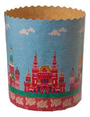 Набор бумажных форм для выпечки куличей Пасхальный Marmiton 11367Товары для выпечки<br><br>