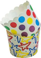 Формы для выпечки кексов бумажные Люкс Marmiton 17054Товары для выпечки<br><br>