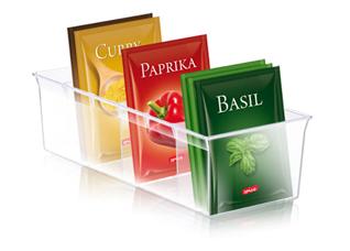 Держатель для пакетов со специями 4Food 29х13 см, Tescoma 897520Наборы для специй<br><br>