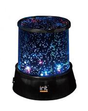 Лампа-ночник звездное небо Irit IRM-400Ночники<br><br>