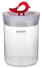 Контейнер пищевой Bekker BK-5118 1,4лХранение продуктов<br><br>