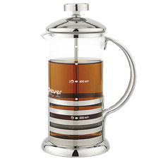 Френч - Пресс Endever EcoLife FP-604S, 600млЗаварочные чайники<br><br>