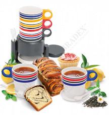 Набор из 12 предметов Чаепитие Bradex TK 0125Сервировка стола<br><br>