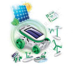 Конструктор на солнечных батареях 6 в 1 Solar motion Bradex DE 0066игрушки<br><br>