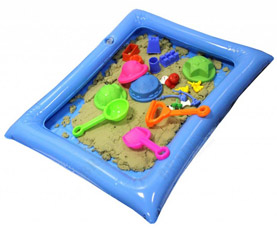 Набор Чудо-песочница 1,3кг Bradex DE 0068игрушки<br><br>