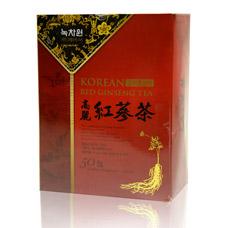 Напиток из красного корейского женьшеня (в гранулах) - Korean red ginseng teaКорейский чай<br><br>