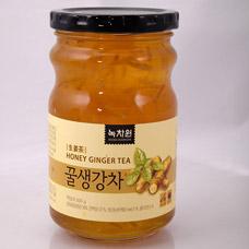 Напиток из имбиря с медом - Ginger Tea With HoneyКорейский чай<br><br>