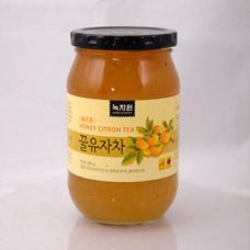 Напиток из цитрона с медом - Citron Tea With HoneyКорейский чай<br><br>