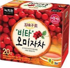 Фруктовый напиток из лимонника - Schisandra Fruit TeaКорейский чай<br><br>