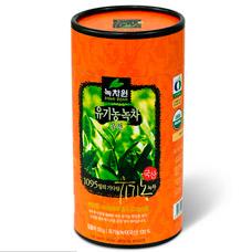 Органичейкий зеленый чай Woojeon (Уджон) 50 гКорейский чай<br><br>