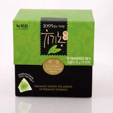 Органический зеленый чай Jaksul (ЧакСоль)Корейский чай<br><br>