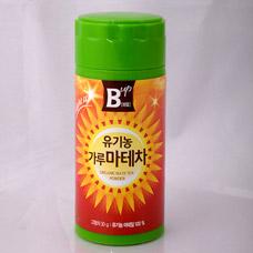 Органический чай мате (в порошке) - Organic Mate Tea PowderКорейский чай<br><br>