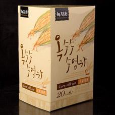 Напиток из кукурузных рылец - Corn Silk teaКорейский чай<br><br>