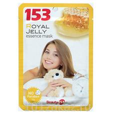 153 Маска-салфетка для лица с Маточного молочкаКорейская косметика<br><br>