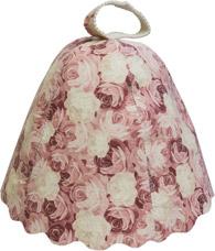 Шапка Розы Банные штучки 41138Все для бани<br><br>