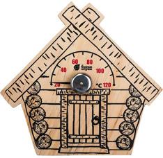 Термометр для бани и сауны Парилочка Банные штучки 18044Все для бани<br><br>