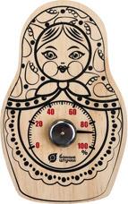 Термометр для бани и сауны Матрёшка Банные штучки 18047Все для бани<br><br>