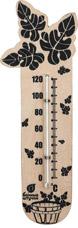 Термометр для бани и сауны Банный веник Банные штучки 18050Все для бани<br><br>