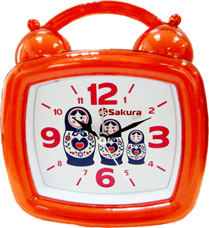 Будильник механический Sakura SA-8505MБудильники<br><br>