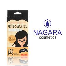 Nagara Средство для чистки пор с древесным углем 4 шт арт. 00738Японская косметика<br><br>