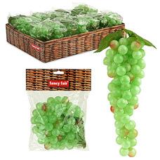 Муляж Виноград, зеленый, 26см Fancy Fair G85-GТовары для декора<br><br>