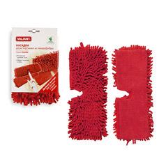 Насадка из микрофибры Combi, красная Valiant 33C-RТовары для уборки<br><br>