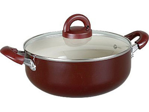 Кастрюля PomidOro CL1801 Comodita с керам. покр.Посуда<br><br>