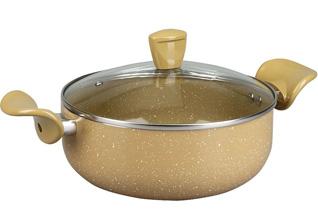 Кастрюля PomidOro CL2401 Friggere с мрам. покр.Посуда<br><br>