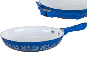 Сковорода PomidOro F2481 Rabesco с керам. покр.Керамические сковороды<br><br>