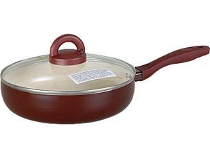 Сотейник PomidOro DL2602 Comodita с керам. покр.Керамические сковороды<br><br>