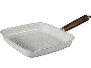 Сковорода-гриль PomidOro G2641 Punto с керам. покр.Керамические сковороды<br><br>