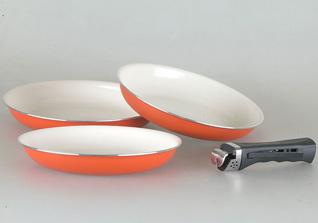Набор посуды PomidOro Terracotta Integrita Set с керам. покр.Посуда<br><br>