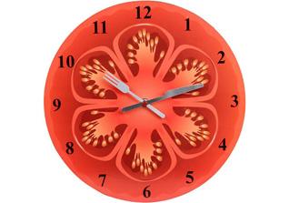 Часы настенные PomidOro T3318-KНастенные часы<br><br>