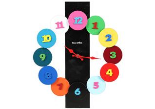 Часы настенные PomidOro T4412-KНастенные часы<br><br>