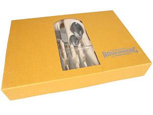 Столовый набор 24пр Rosenberg 6929Столовые приборы<br><br>
