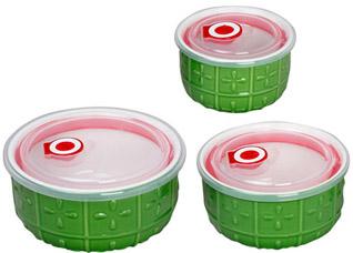 Набор контейнеров Bekker BK-5132 3штХранение продуктов<br><br>