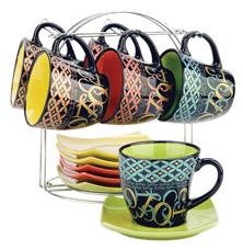 Чайный набор Bekker BK-5993 13прСервировка стола<br><br>