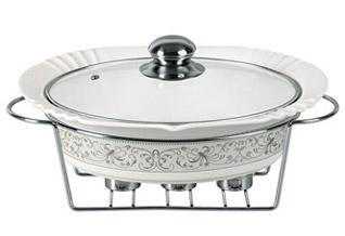 Мармит Bekker BK-7356 керамическийСервировка стола<br><br>